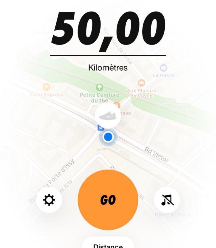 run challenge 50 km